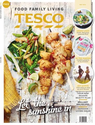 Tesco magazine may 2016 by tesco magazine issuu page 1 negle Images