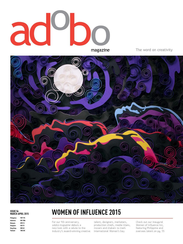 f1ca56e50b0 Is56 adobomagazine women issue by Sanserif