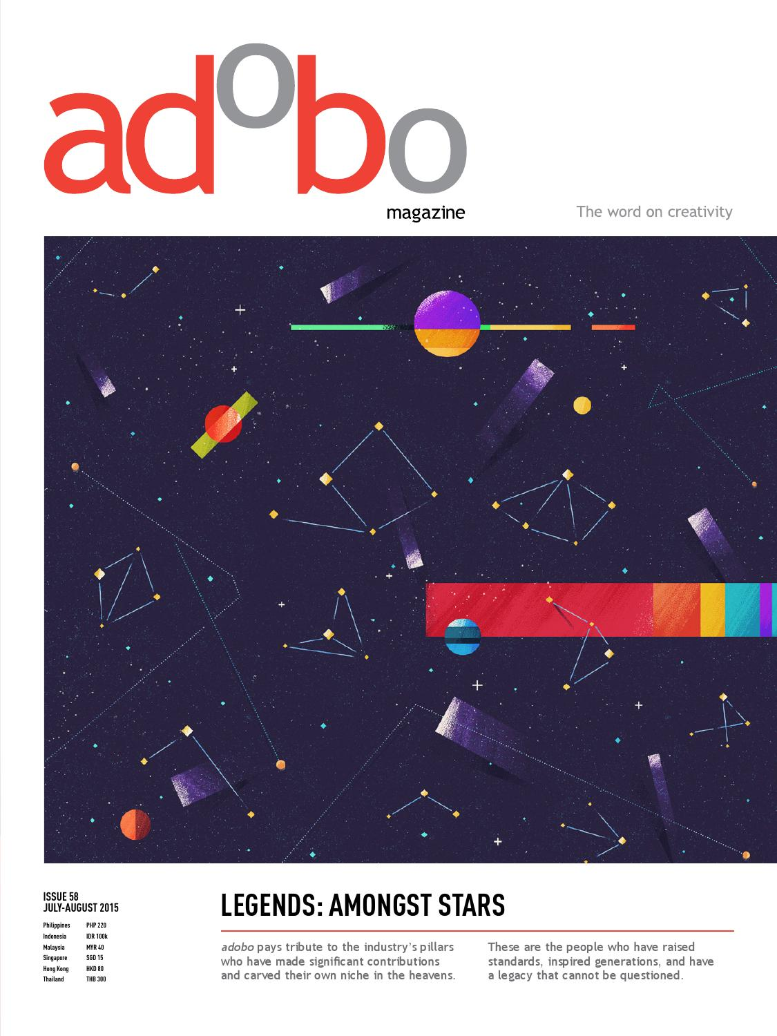 09794330b5d Is58 adobomagazine legends issue by Sanserif