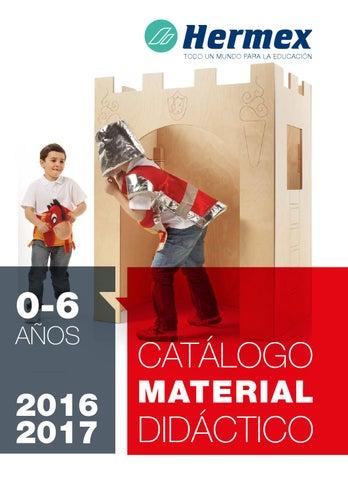 Material Didáctico 2016-2017 by Hermex - issuu bbdb4d5b3b6a1