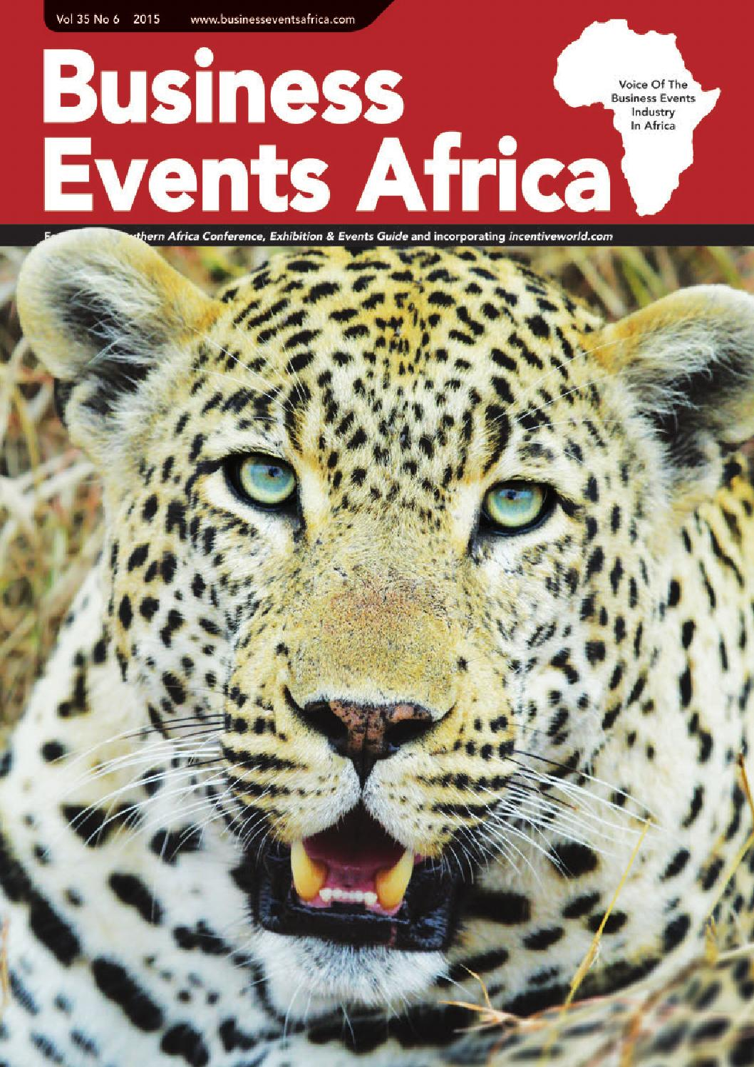 Business Events Africa Vol 35 No 06 By Contact Publications Issuu Circuit Breakers Witbank O Olxcoza