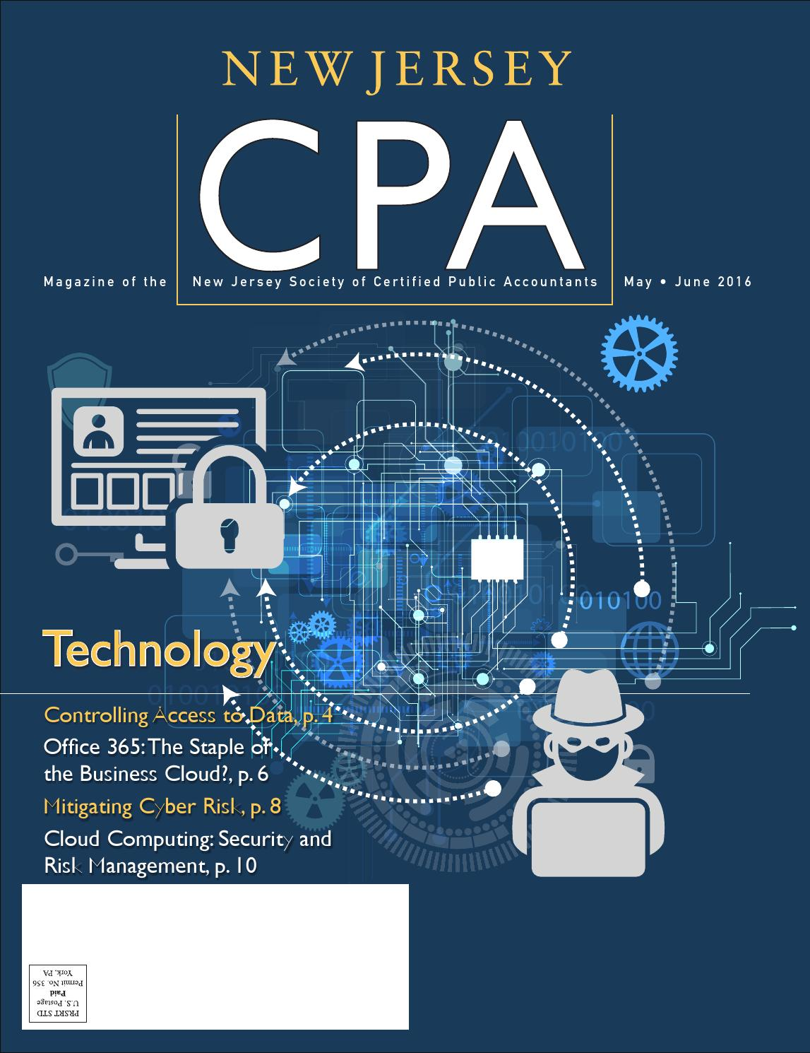 May/June 2016 by New Jersey Society of CPAs - issuu