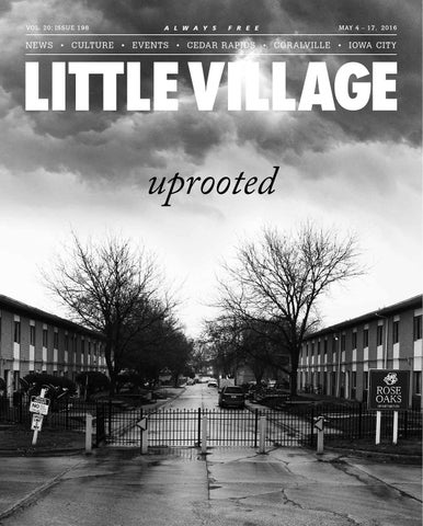 Little Village issue 198 - May 4-17, 2016 by Little Village