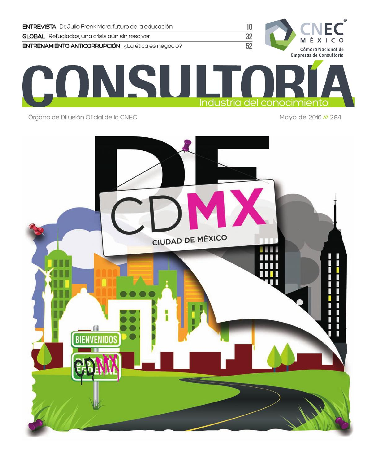revista consultoria mayo 2016 by DSmx - issuu
