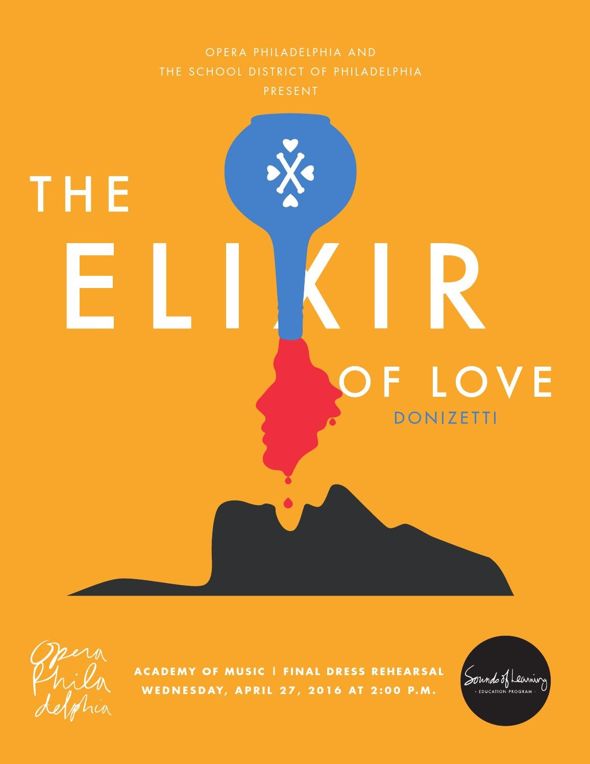 The Elixir Of Love Sounds Of Learning Student Guide By Opera