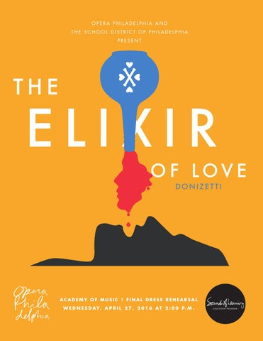 c7cfde9ad91be THE ELIXIR OF LOVE Sounds of Learning Student Guide by Opera ...