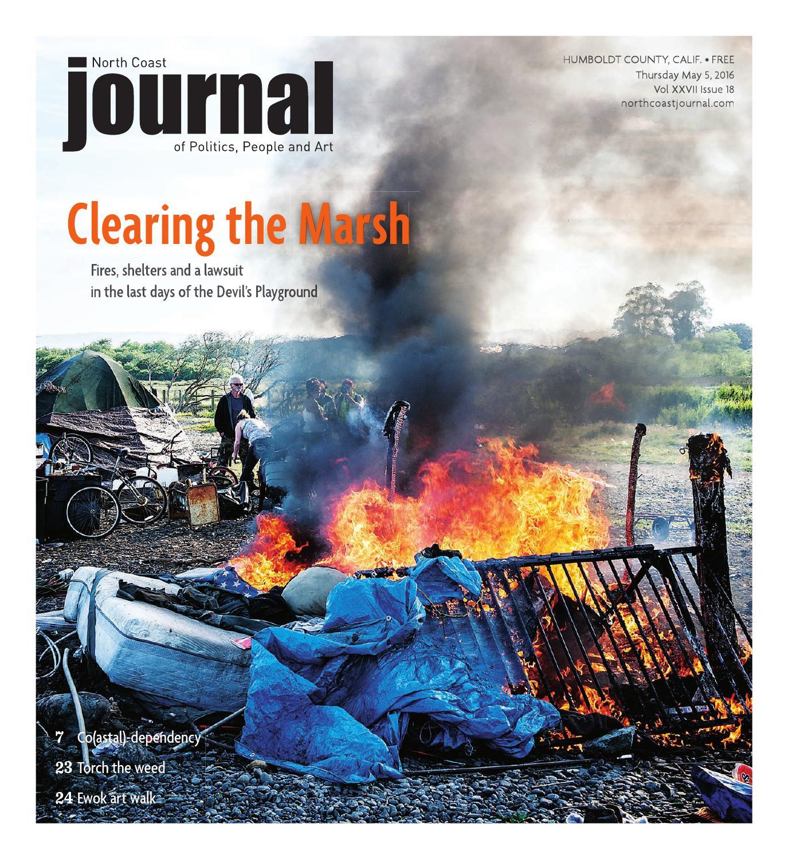 North Coast Journal 05-05-16 Edition
