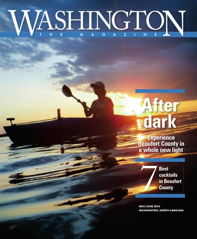 Washington the Magazine May-June 2016