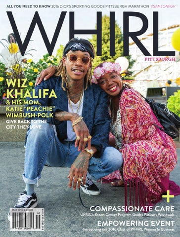 WHIRL Magazine: May 2016 by WHIRL Publishing - issuu