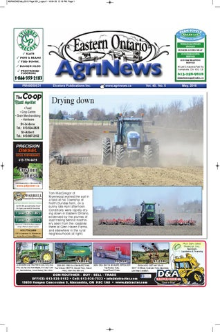 Agrinews May 2016 by Robin Morris - issuu