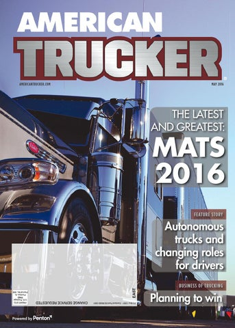 American Trucker May 2016 by American Trucker - issuu