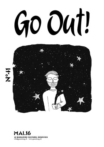 Go Out! n°41 mai 2016 by Go Out ! Magazine - issuu 9ad20118159
