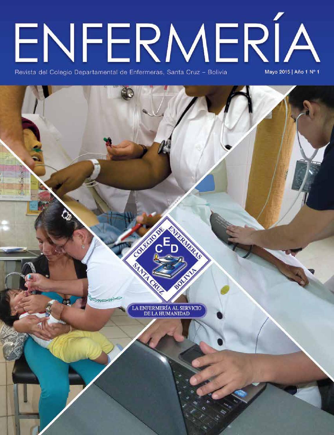Revista Enfermería by Fabiola Vargas Mejía - issuu