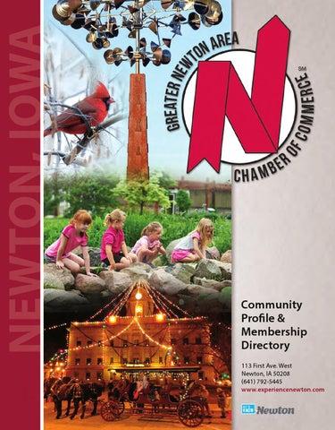 Newton Ia Community Profile By Town Square Publications Llc Issuu