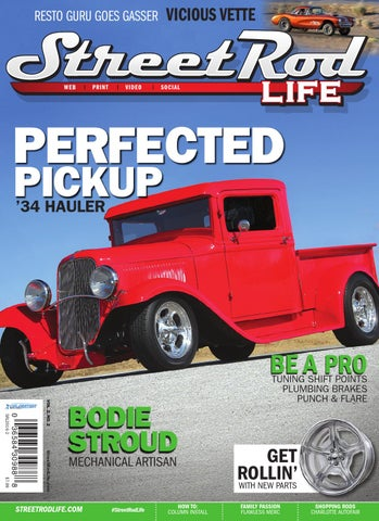 Street Rod Life Summer 2016 by Xceleration Media - issuu
