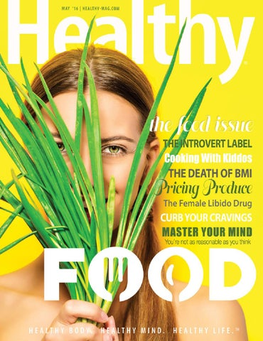 Healthy Magazine | May 2016
