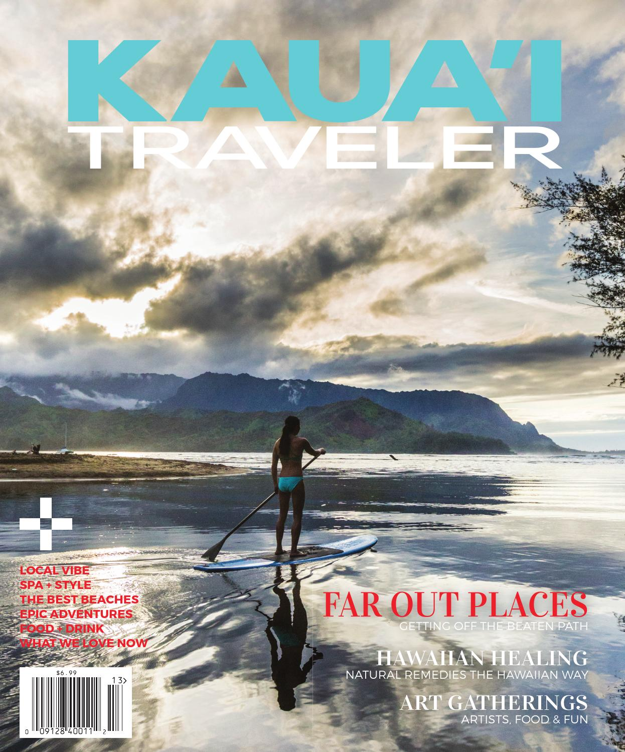 Kauai Anchor Life on The Strand T-Shirt