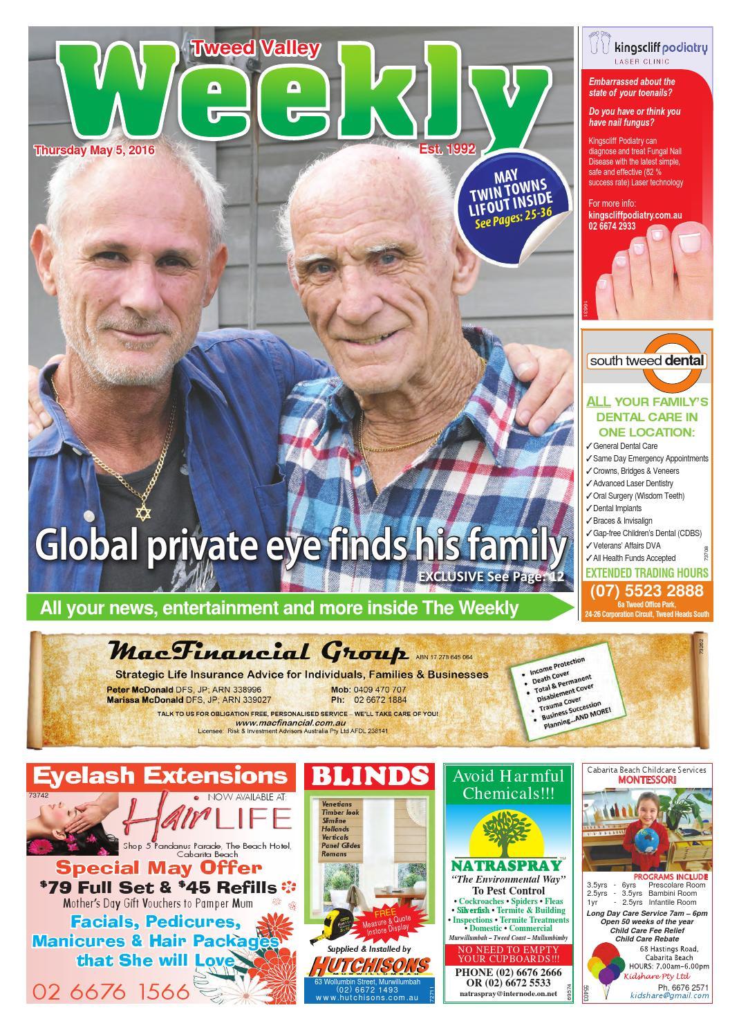 Tweed valley weekly May 5 by Tweed Valley Weekly - issuu