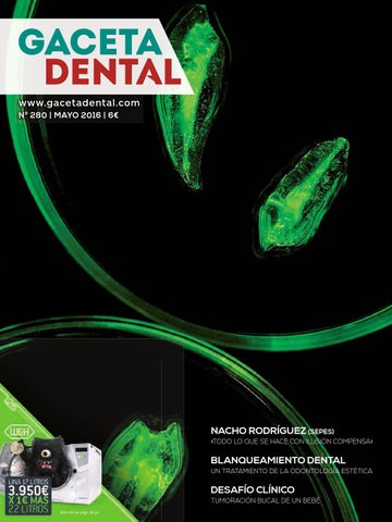 Gaceta Dental - 280 by Peldaño - issuu cb57d9a4838b