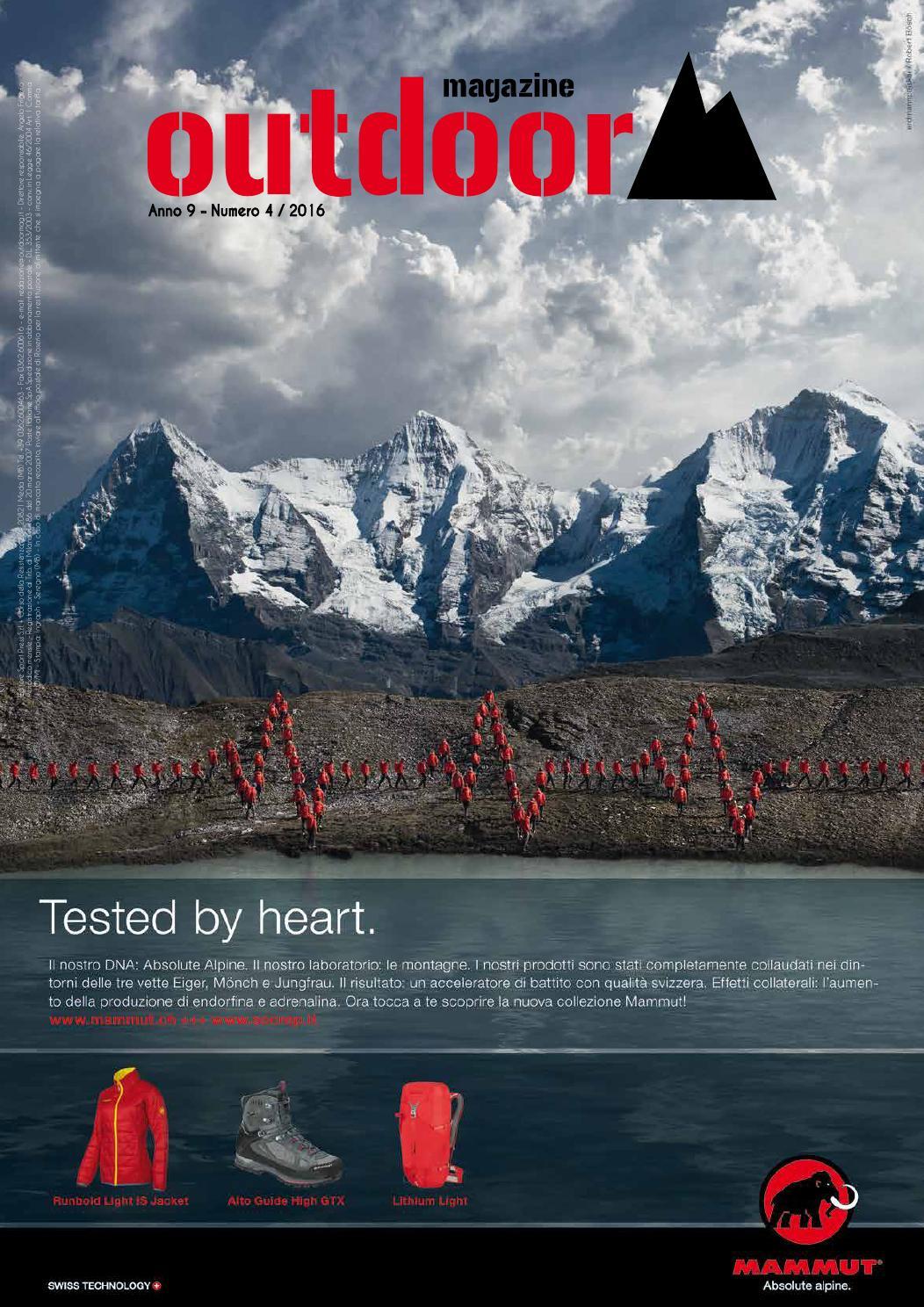 Outdoor Mag 4 2016 by Sport Press - issuu 4bbf77af3164