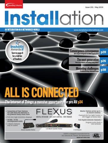 Installation May 2016 Digital Edition by Future PLC - issuu