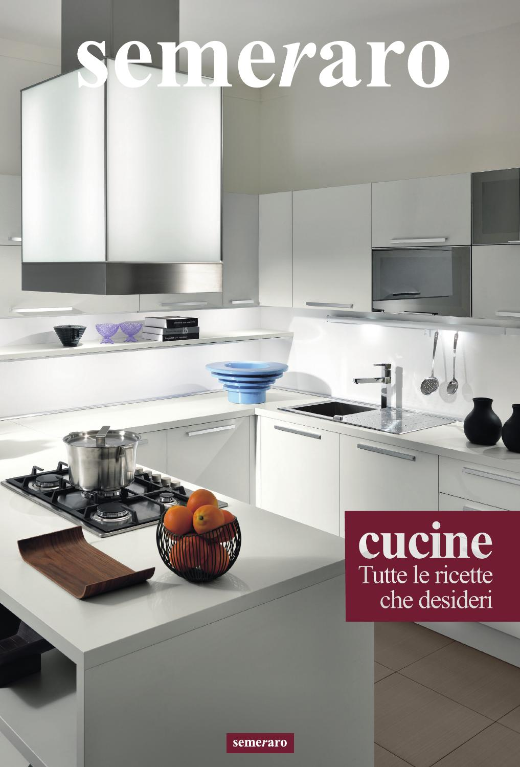 Semeraro cucine 2016 by semeraro issuu for Cucine catalogo