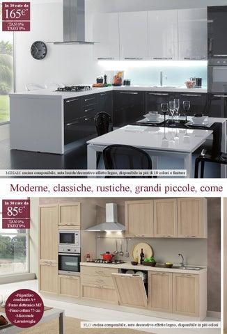 Cucine Moderne Semeraro.Semeraro Cucine 2016 By Semeraro Issuu