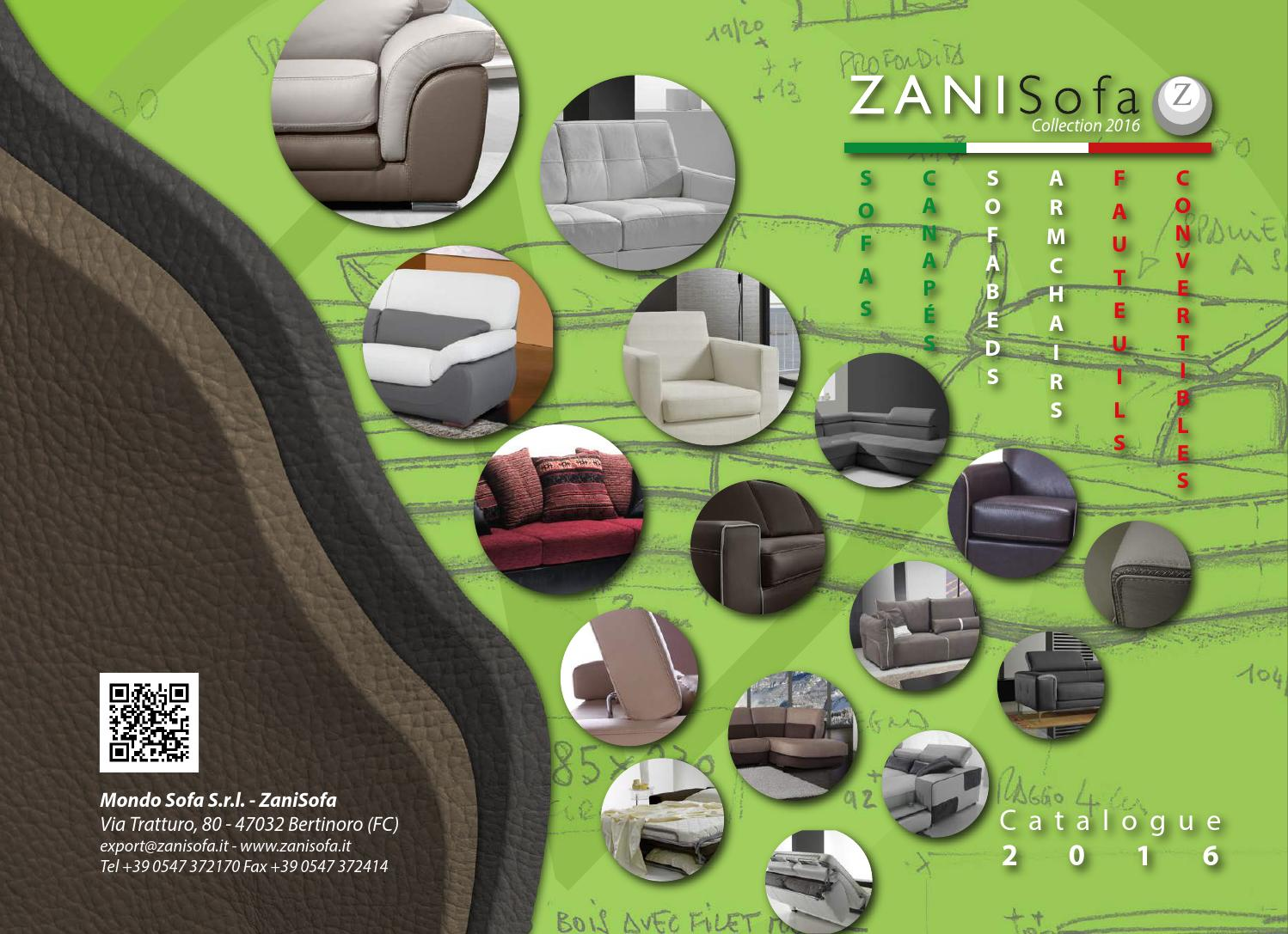 Magnificent Catalogo Zani Sofa By Mobilpro Issuu Download Free Architecture Designs Scobabritishbridgeorg