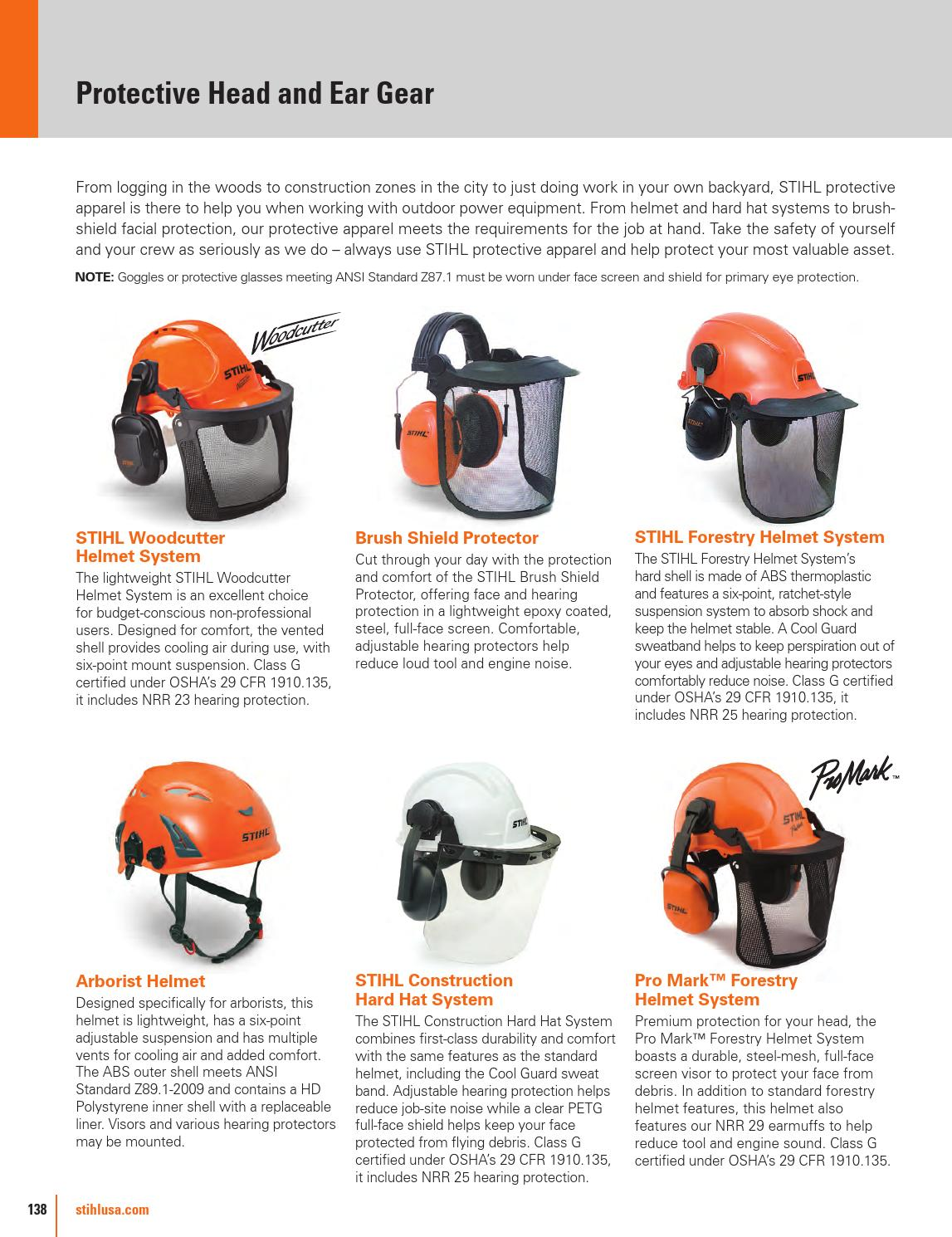 Stihl product catalog by Anthony Chartier - issuu