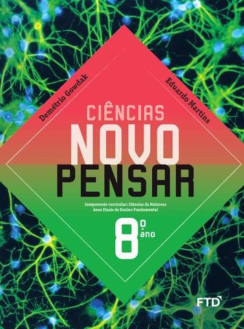 0bf20b32d Companhia das ciências 8 ano usberco by Jorismar Sena - issuu
