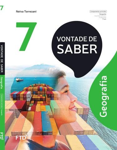 Vontade saber geo 7 by Editora FTD - Issuu