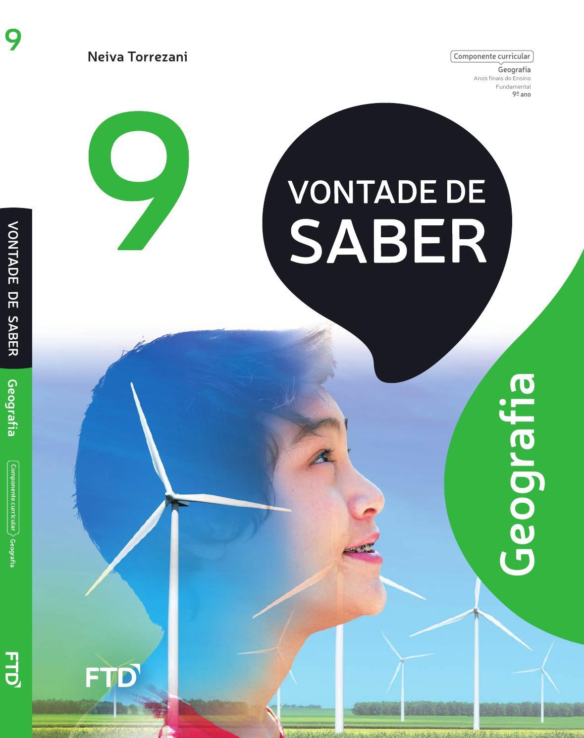 Vontade saber geo 9 by Editora FTD - Issuu