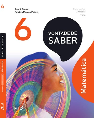 Vontade saber mat 6 by editora ftd issuu page 1 fandeluxe Image collections