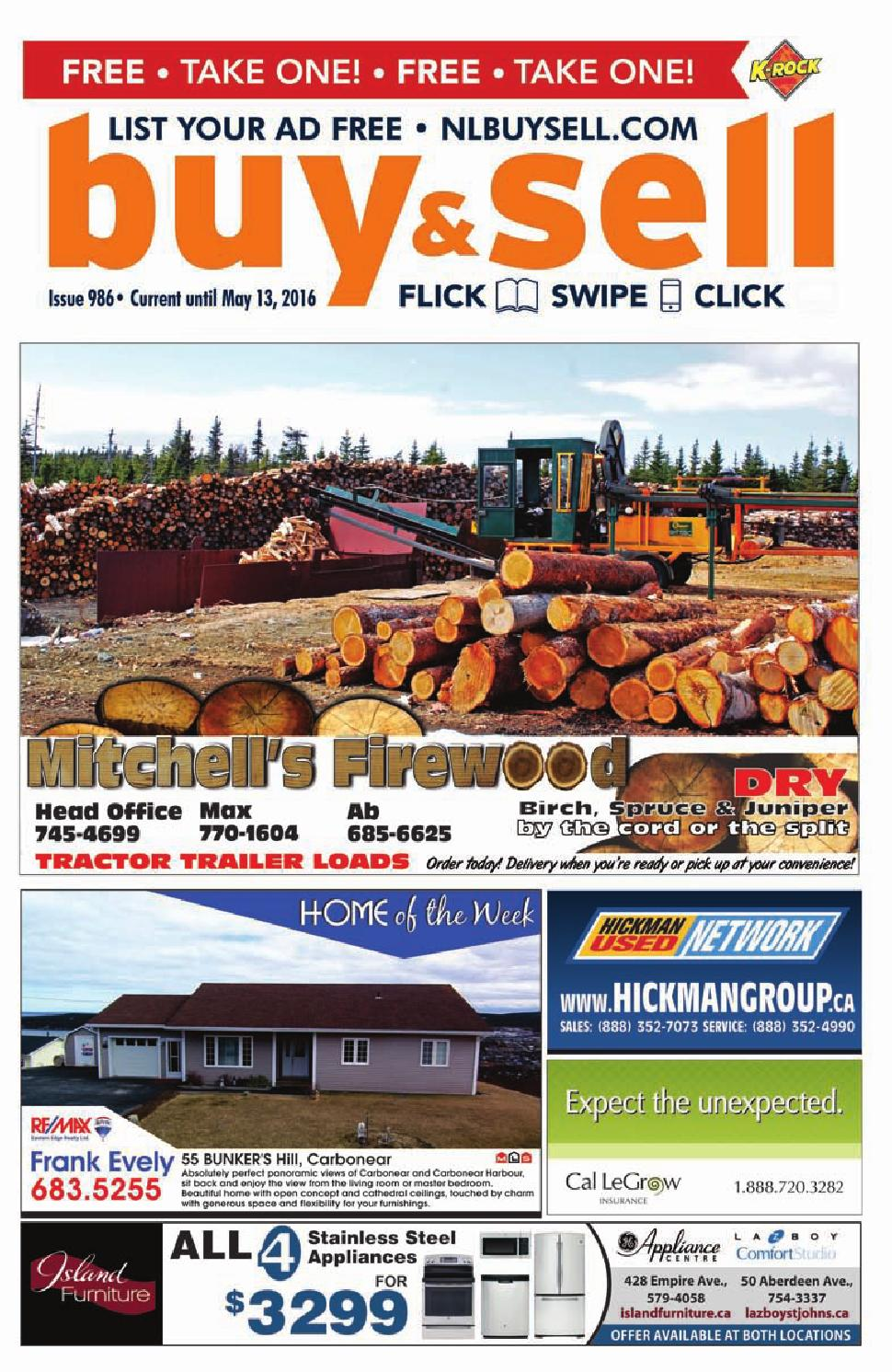 82f6fa8c6cb06 The Buy   Sell Magazine Issue 986 by NL Buy Sell - issuu