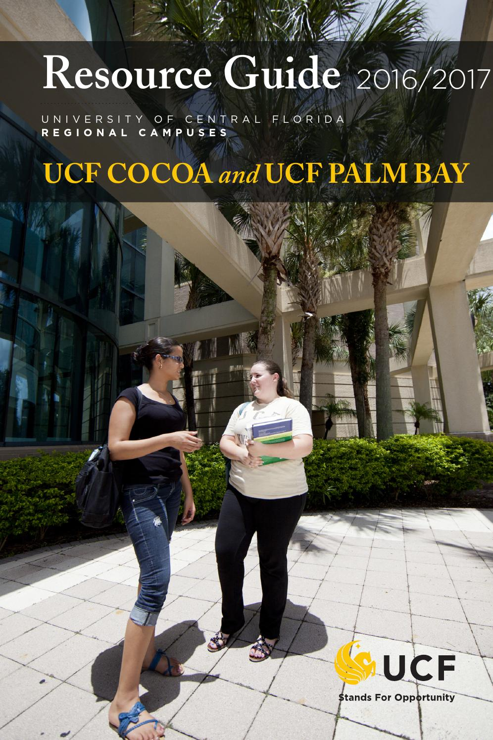 2017 Student Resource Guide For Ucf Cocoa And Ucf Palm Bay By Ucf  Regional Campuses  Issuu