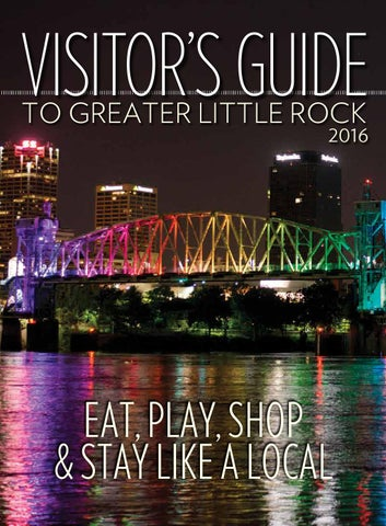 12e0d2cacef3 Visitor s Guide 2016 by Arkansas Times - issuu