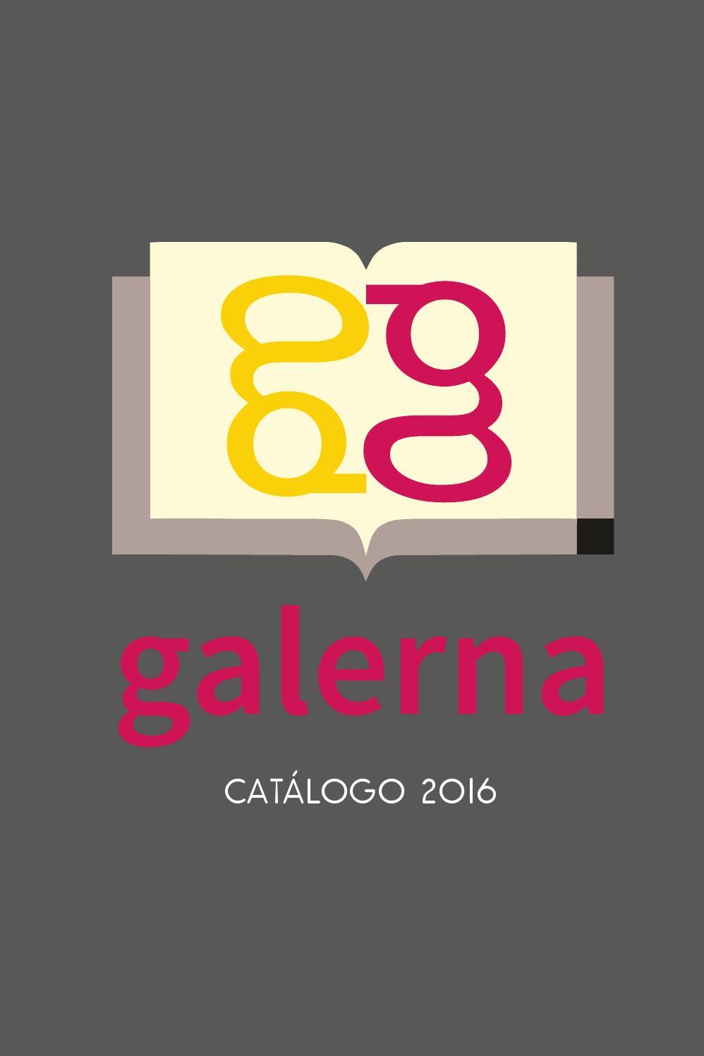 Catalogo Galerna 2016 by Galerna libros - issuu