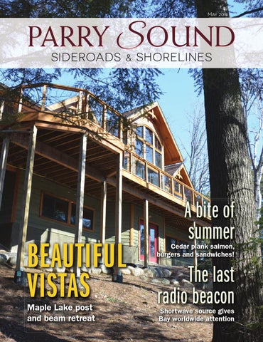 parry sound sideroads shorelines by goodlife magazine simcoe rh issuu com
