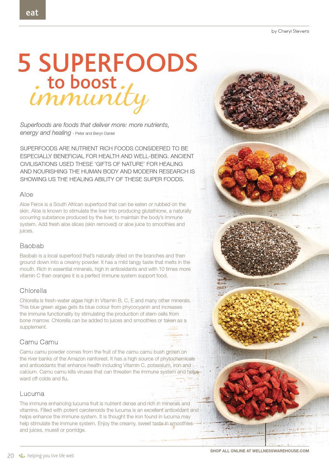 Healing & Immunity by Wellness Warehouse - issuu