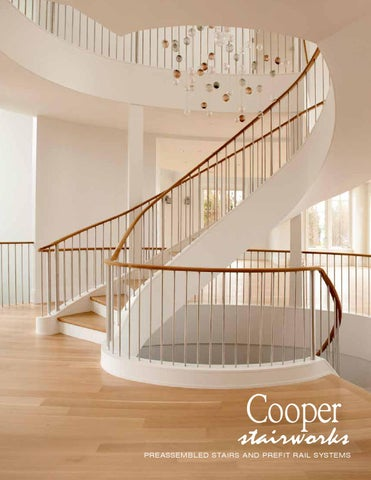 Cooper Stairworks Preembled Stairs
