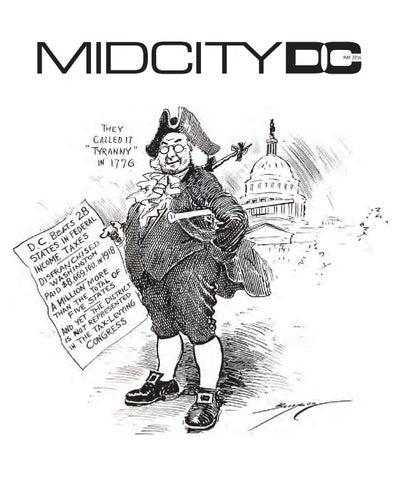 Mid City Dc Magazine May 2016 By Capital Community News