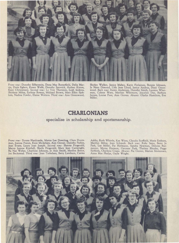 1952 by Jordan High School - issuu