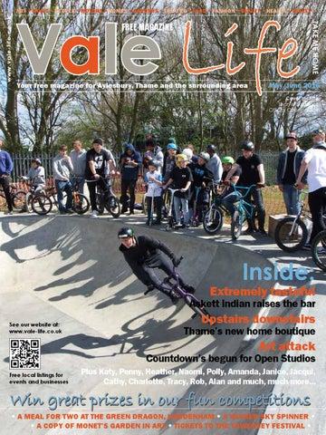 Vale Life Magazine May Jun 2016 Web Edition By Charlie Trott Issuu