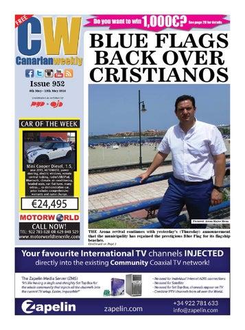 Cw issue 952 by Canarian Weekly - issuu