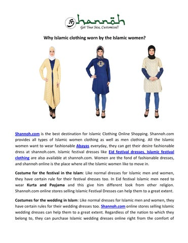 Why Islamic Clothing Modern Abaya Dress Become In Trends By