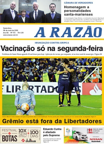1aa3e65733 Jornal A Razão 06 05 2016 by Jornal A Razão - issuu