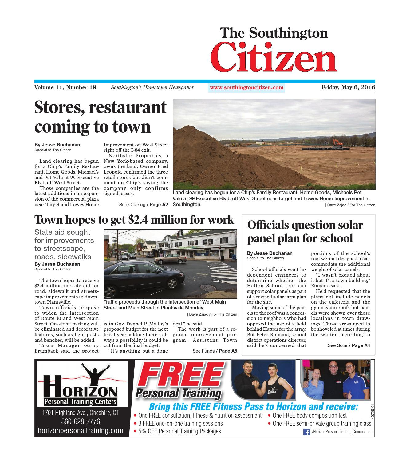 20160506southingtoncitizen by dan champagne issuu