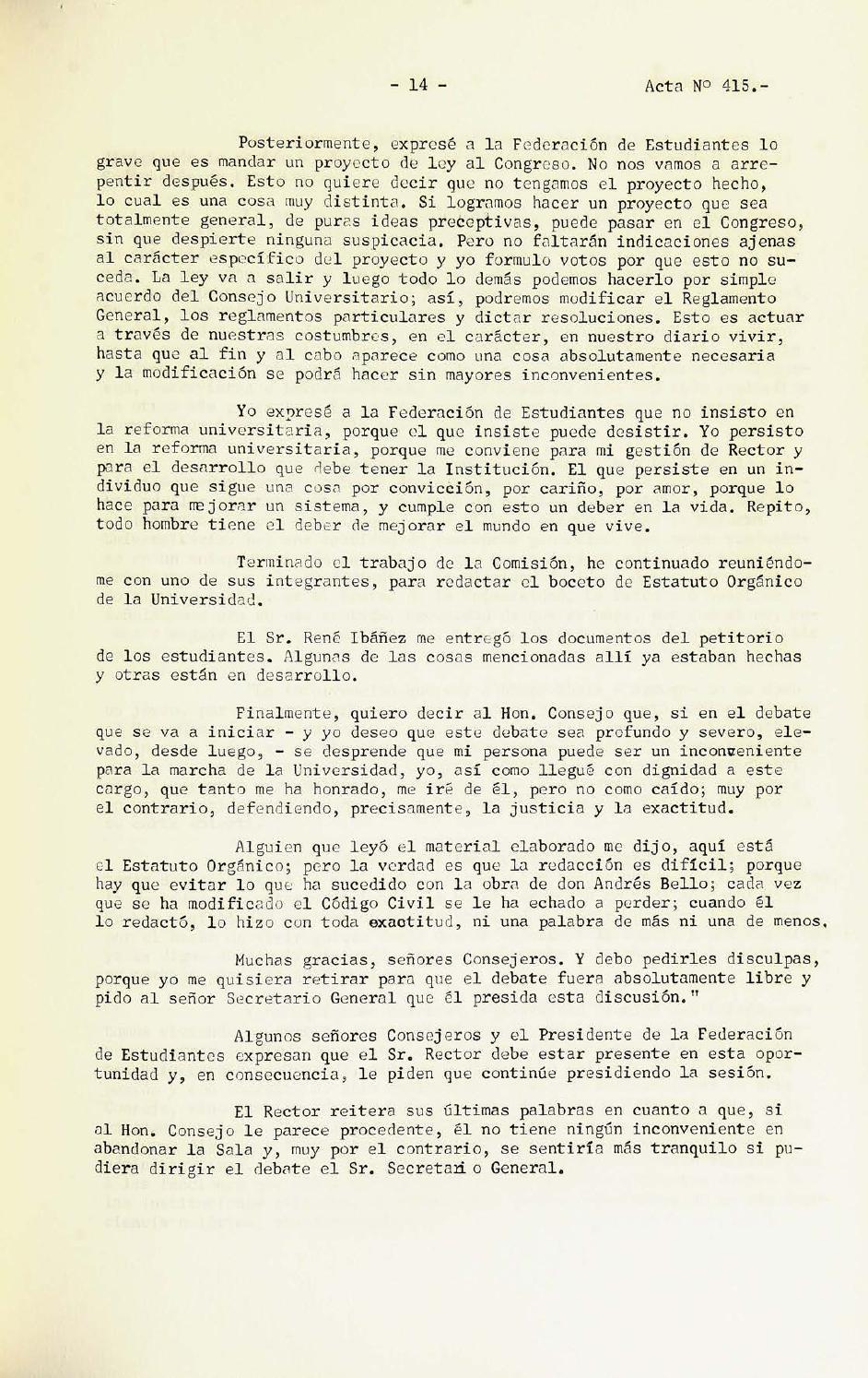 Actas del consejo 405 429 opt - parte 2 by Archivo Patrimonial - issuu