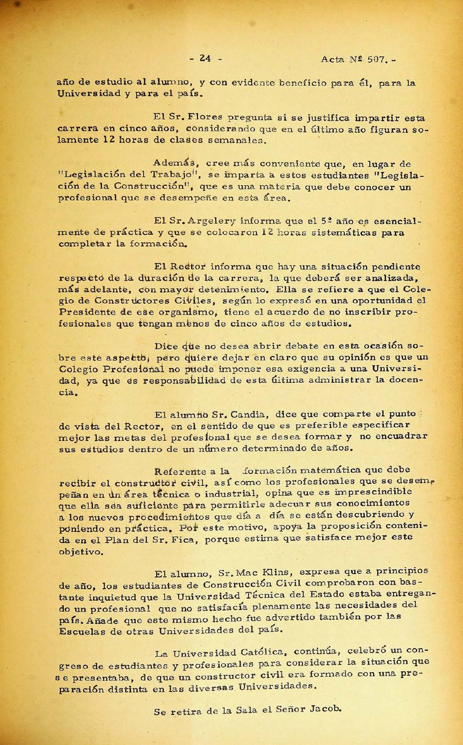 Actas h consejo universitario 502 512 opt - parte 1 by Archivo ...