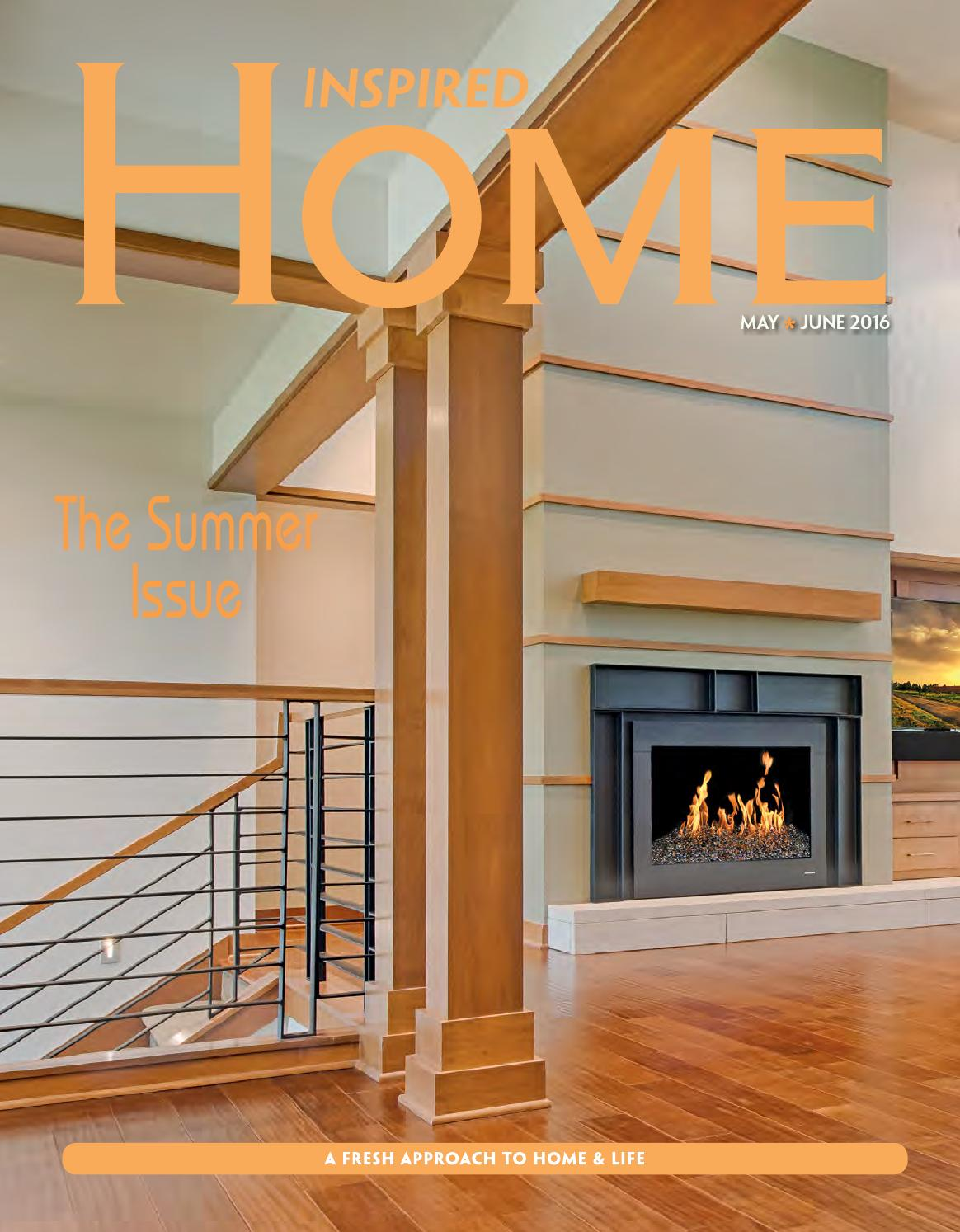 Inspired Home Magazine - May/June 2016 by Inspired Home Magazine ...